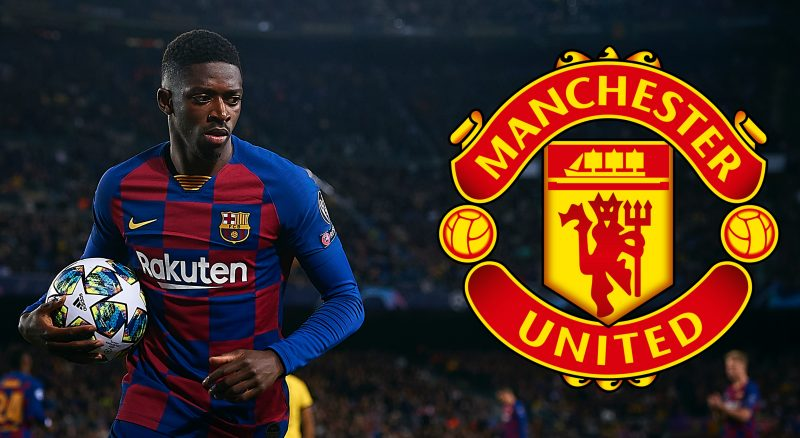 Man Utd submit offer to sign £198,000-a-week wanted player Ousmane Dembele - Bóng Đá