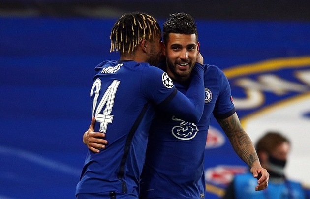 Emerson Palmieri believes his strike against Atletico Madrid can reignite his Chelsea spell under Thomas Tuchel amid links to Roma and Inter Milan - Bóng Đá