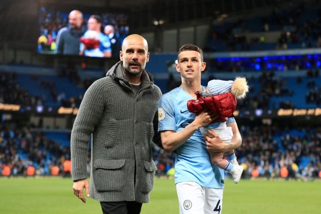 Phil Foden brands Manchester City boss Pep Guardiola 'the best coach I could ask for' to develop his game - Bóng Đá